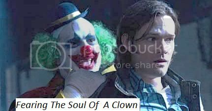 Fearing The Soul Of A Clown, Story Banner