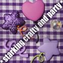 starking crafty party ideas
